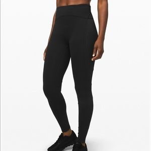 """Lululemon - Cold Pacer 28"""", Women's sz 4 NWT"""